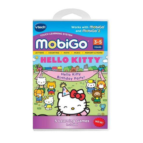 VTech MobiGo Software - Hello Kitty