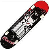 Renner Childrens A Series Blood Soaked Complete Skateboard