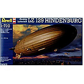 Airship LZ 129 Hindenburg 1:720 Scale Model Kit - Hobbies