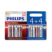 ELC Philips AA Batteries - 8 Pack