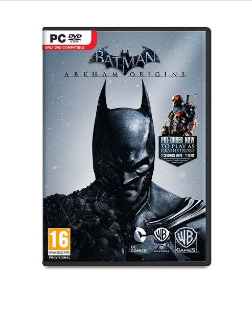 Batman - Arkham Origins