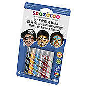 Snazaroo pirate face paint sticks
