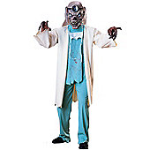 Adult Crypt Keeper Zombie Doctor Costume
