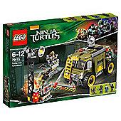 LEGO Ninja Turtles Turtle Van Takedown 79115