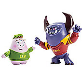 Monsters University Scare Pairs - Johnny and Squishy