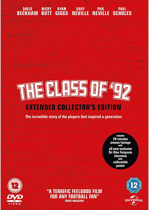 The Class Of 92: Extended Collectors Edition (DVD)