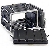 Stagg ABS-6U ABS Rack Case - 6 Units