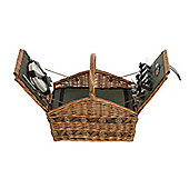 Lifestyle Appliances Willow Hamper
