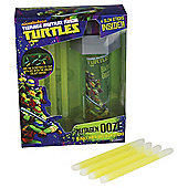 Tmnt Ooze Bottle & Glow Sticks