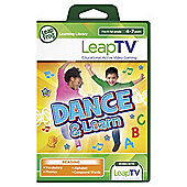 Dance and Learn Leap TV Game