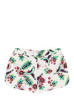 F&F Floral Shorts - Multi