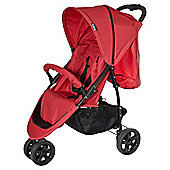 Red Kite Push Me Urban Poppy Pushchair