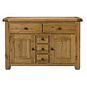 Kelburn Furniture Cherry Creek Oak Middle Sideboard