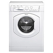 Hotpoint HTB721P  Washing Machine, 7Kg Load, 1200 RPM Spin, A+ Energy Rating, White