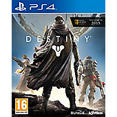 Destiny PS4 - Pre Order Destiny & receive a Free Large T-shirt. Subject to availability.