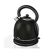 Swan 1.8 Litre Black Traditional Kettle SK28020BLKN