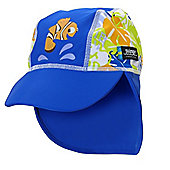 Disney Finding Nemo UV Sun Hat Blue 1 to 2 Years