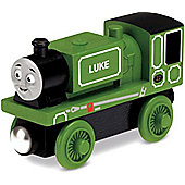 Fisher Price - Thomas & Friends Wooden Railway - Luke - Mattel