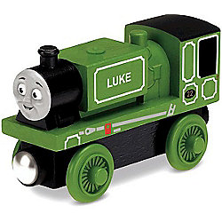 Fisher Price - Thomas & Friends Wooden Railway - Luke - Mattel