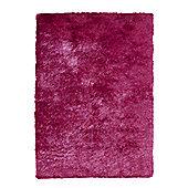 Oriental Carpets & Rugs Sable Pink Tufted Rug - Runner 120cm L x 60cm W