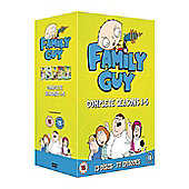 Family Guy - Series 1-5 - Complete  (DVD Boxset)