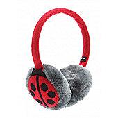 Ladybird Ear Muffs