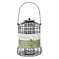 Rosewood - Wild Bird Squirrel Proof Fat Ball Lantern