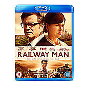 The Railway Man Blu Ray