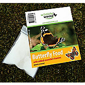 Wildlife World - Butterfly Food (with added vitimans)