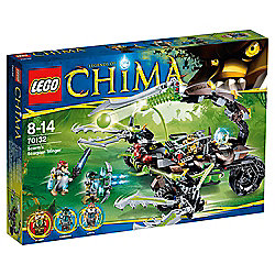 LEGO Chima Scorm's Scorpion Stinger 70132