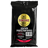 Simoniz Leather Protection Wipes, 20 pack