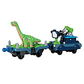 Tomy Dinosaur Toy Trains (2 Pack)