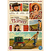 The Young and Prodigious T S Spivet (DVD)