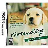 Nintendogs - Labrador Retriever And Friends