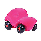 Rubbabu The Little Rubbabu Car (Pink)