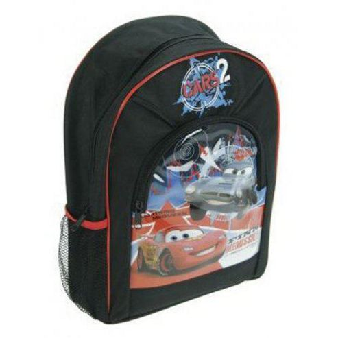 Disney Cars 2 Sports Backpack