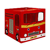 Kiddiewinkles Fire Engine Playhouse Tent, Large