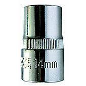 """Stag Super Lock Socket 1/2""""D 14mm"""