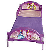 Disney Princess Cosytime Toddler Bed, Pink