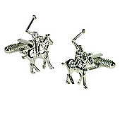 Polo Player Sport Novelty Themed Cufflinks