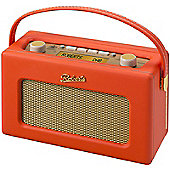 Roberts Revival RD60 DAB/FM Portable Radio (Sunburst Orange)