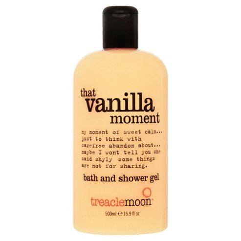 Treaclemoon Vanilla Moment Bath & Shower Gel