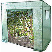 Harbour Housewares Tomato / Vegetable Greenhouse / Growbag With Strong Cover