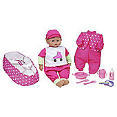 Lissi Baby Set With Accessories 16 Talking