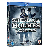 Sherlock Holmes: 2 Film Collection (Blu-Ray Boxset)