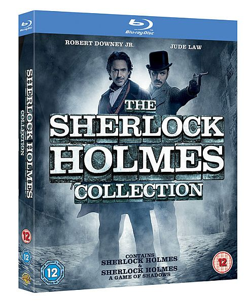 Sherlock Holmes - 2-Film Collection (Blu-Ray Boxset)