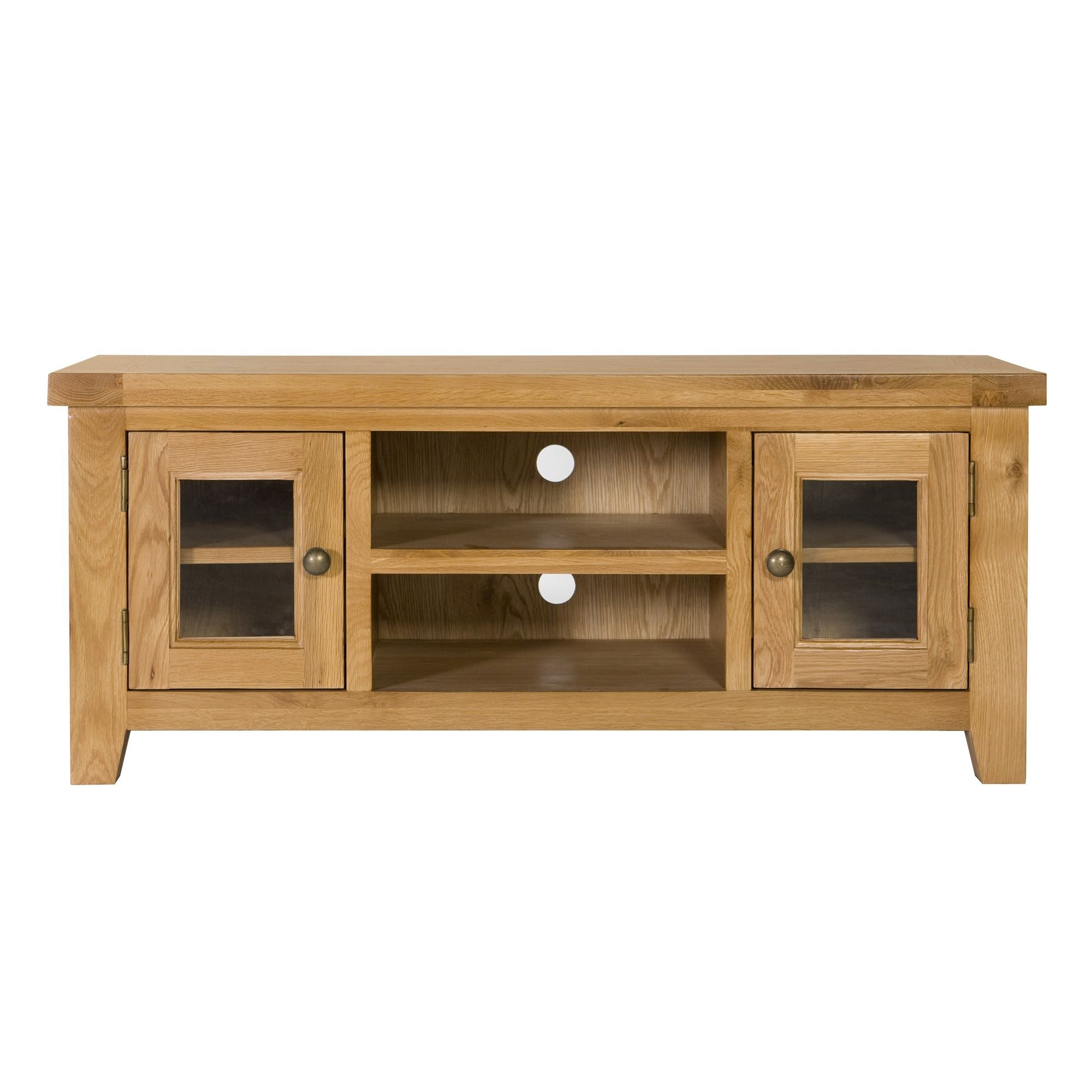 IFD Ludmilla Dining Large TV Cabinet in Warm Lacquer at Tesco Direct