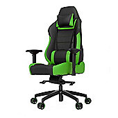 Vertagear Racing Series P-Line PL6000 Gaming Chair Black / Green VG-PL6000_GR