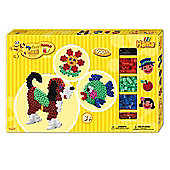 Yellow Giant Gift Box - 900 Maxi Beads - Hama
