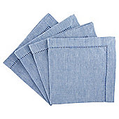 Napkins Denim 4pk